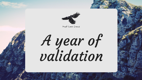 a-year-of-validation