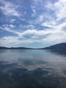 ferry ride to salt spring island