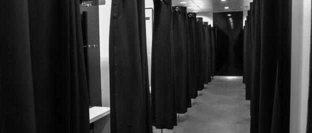 dressing room deficiencies - must love crows