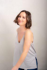 Model- Andrea Scoretz - Must Love Crows