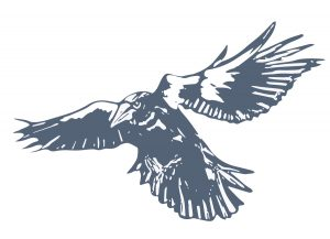 Must Love Crows logo